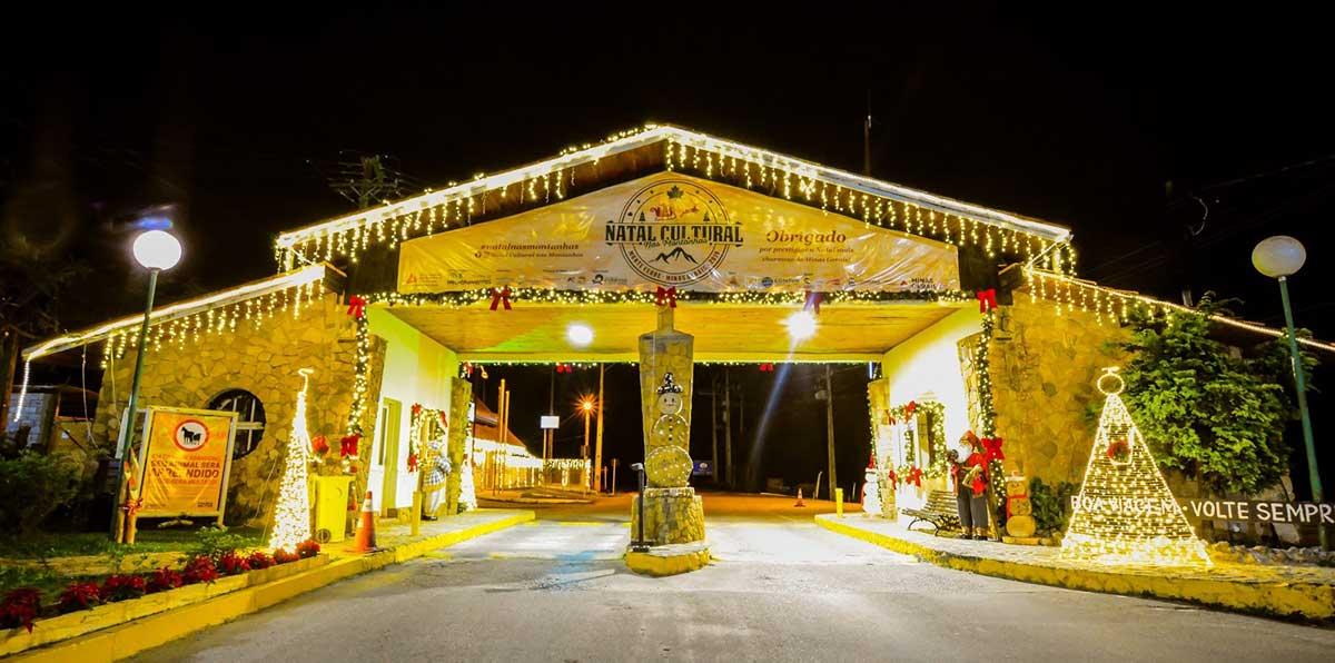Excursão para Monte Verde MG - Especial de Natal
